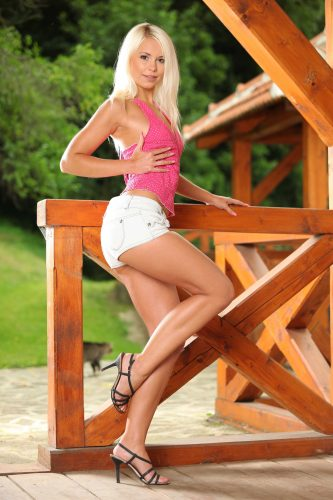 Tempting Small Blonde - 123LondonEscorts